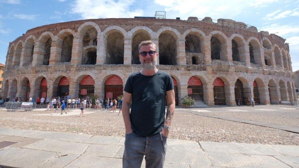 Marco Masini Arena di Verona