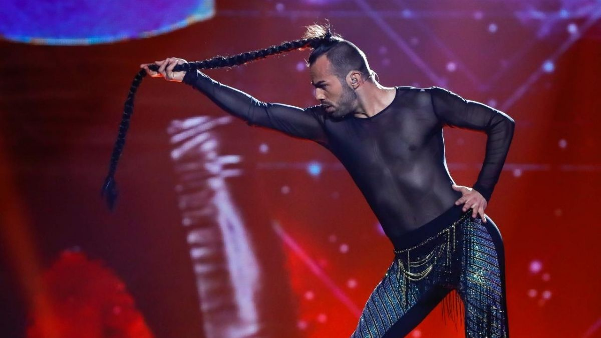 Slavko Eurovision Montenegro